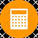 Calculator Calculations Icon