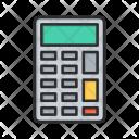 Calculator Calc Calculations Icon