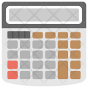 Calculator Calculating Machine Icon