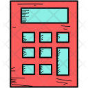 Calculator Numbers Icon