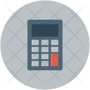 Calculator Adding Machine Icon