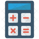 Calculator Accounting Calculating Icon