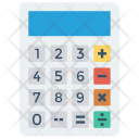 Calculator Accounting Machine Icon
