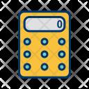 Calculator Calculate Math Icon