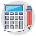 Calculator Accounting Financial Icon