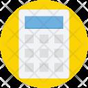 Calculator Calculations Accounts Icon