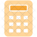 Calculator Calculation Machine Icon