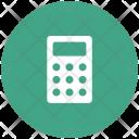 Calculation Mathematical Calculate Icon