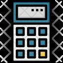 Calculator Math Calculating Icon