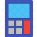 Calculator Maths Technology Icon
