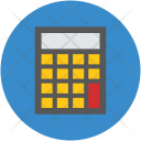 Calculator Adding Machine Icon