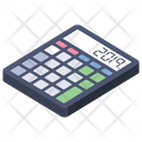 Calculator Adder Totalizer Icon