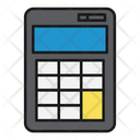 Calculator Accounting Business Icon