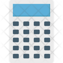 Calculator Calculating Device Accounting Icon