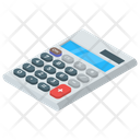 Number Currencher Digital Machine Calculator Icon