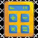 Calculator Office Education Icon
