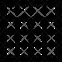 Tax Calculator Adding Machine Icon