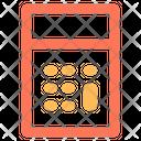 Calculator Math Office Icon