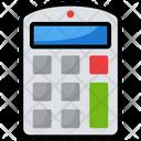 Calculator Adder Number Cruncher Icon