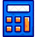Calculator Device Operation Icon