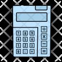 Calc Calculator Device Icon