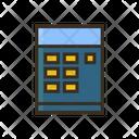Calculator Calculation Calc Icon