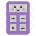Calculator Emoji Number Cruncher Smiley Icon