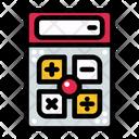 Calculator Calc Device Icon