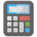Calculator Accounting Budgeting Icon