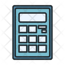 Calculator Calculating Device Counting Device Icon