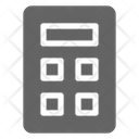 Calculator Office Accounting Icon