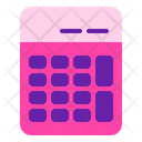 Calculator Count Office Icon
