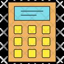 Calculator Calculations Calculate Icon