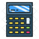 Calculator Calculation Retail Icon