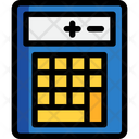 Calculator Acounting Device Calculating Device Icon
