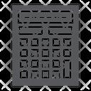 Calculator Mathematics Accounting Icon