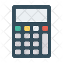 Calculator Machine Calculating Icon