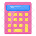 Calculator Online Business Icon