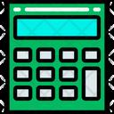 Calculator Maths Accounting Icon