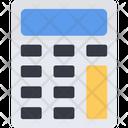 Calculator Number Calculation Icon