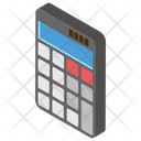 Calculator Calculation Instant Price Converter Icon