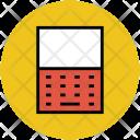 Calculator Calculating Machine Icon