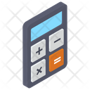 Calculator Calculation Maths Icon