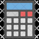Calculator Arithmetics Mathematics Icon