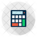 Calculator Calculation Accounting Icon