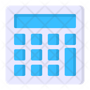 Calculator Math Accounting Icon