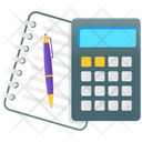 Calculator Number Cruncher Adder Icon