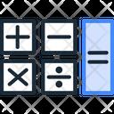 Calculator Calculation Mathematical Device Icon