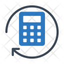 Calculator Accounting Mathematics Icon