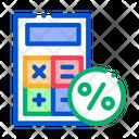Calculator Math Calculations Icon